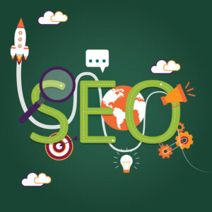 SEO Rocket Ship