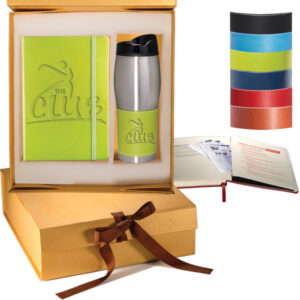 Tuscany Journal and Tumbler Set