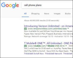 Pad Search Ads