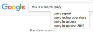 SearchQuery